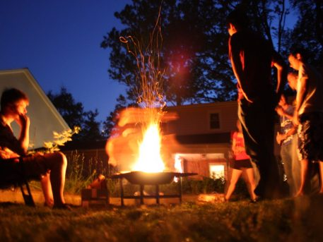The Historical Ago Of Fire Pits Beneath $100 Informed During Tweets